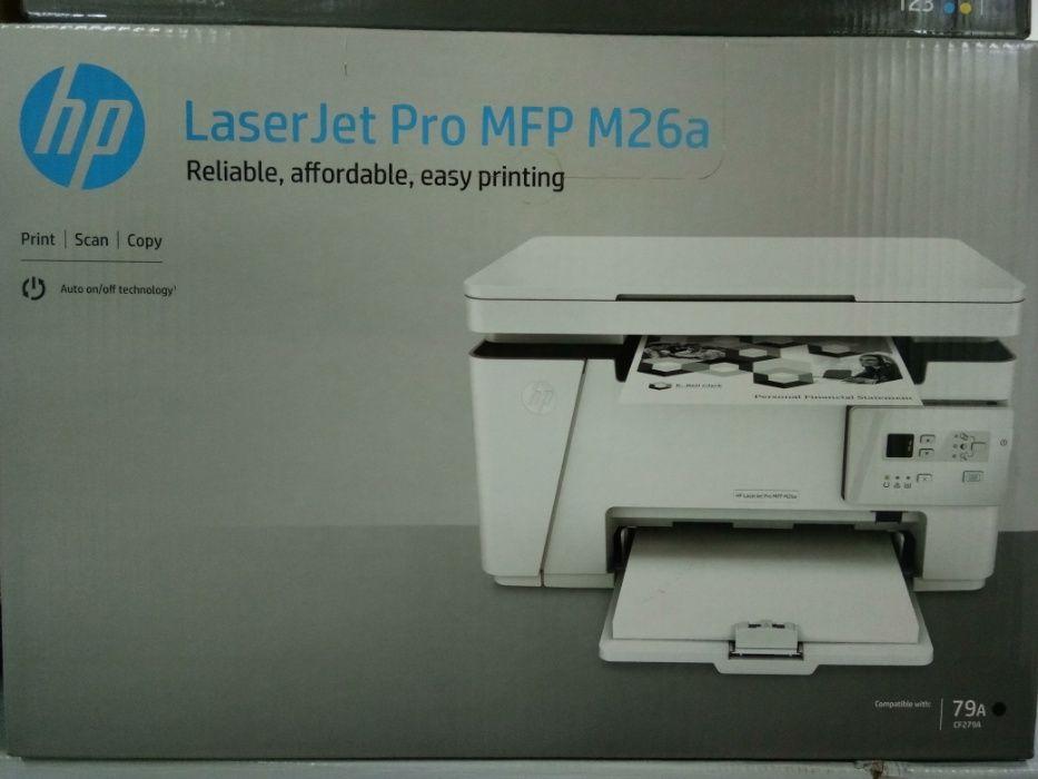 Hp Laser jet Pro MFP M26A