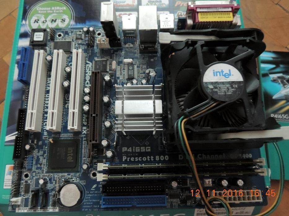 Sistem PC + Monitor