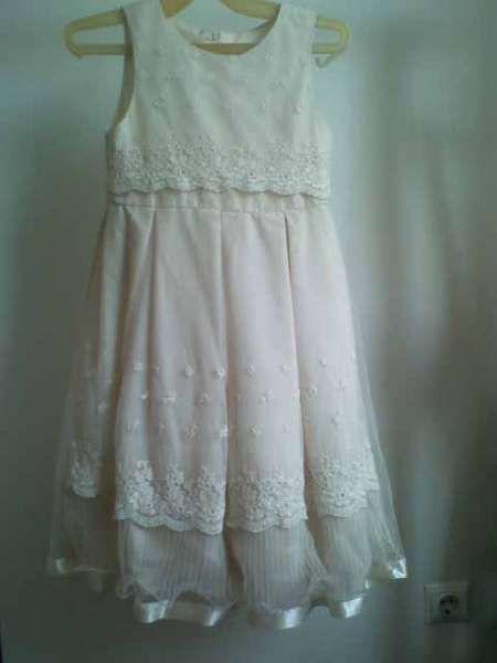 Ефирна, романтична рокля за шаферка