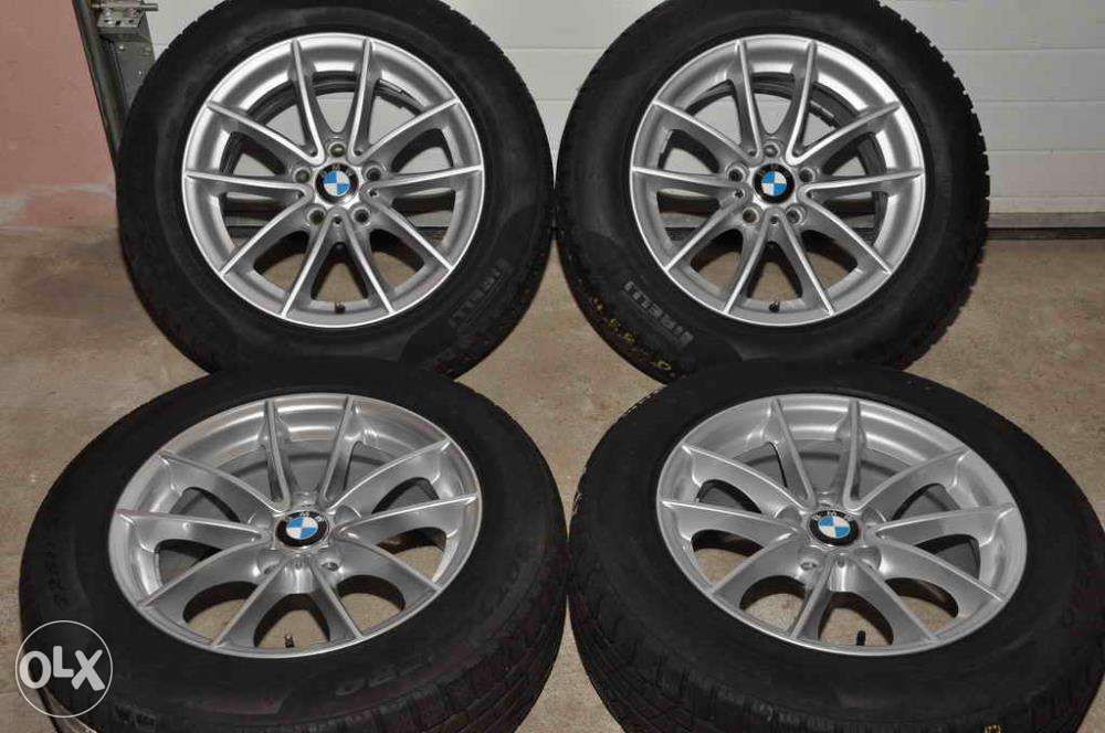 ROTI IARNA ORIGINALE BMW X3 F25 Run On Flat 17 inch 225/60/R17
