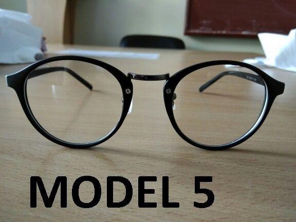 Diferite Modele Rame Ochelari Vintage Retro - lentile fara dioptrii