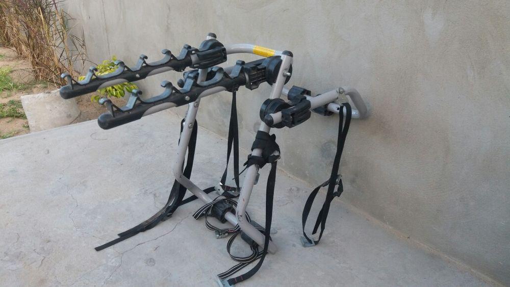 Pendura de carro para 3 Bicicletas (rack)