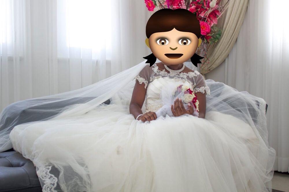 Vestido de noiva para casamento usado apenas uma vez