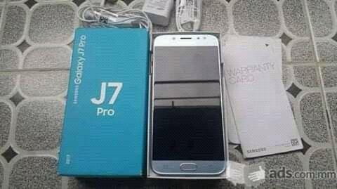 Samsung Galaxi j7pro disponível