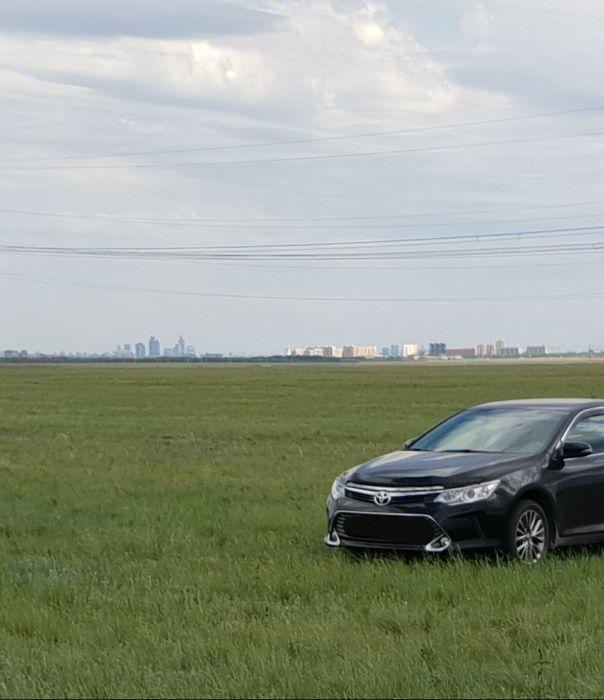 Участок участки в 5 км от АвтоЦона Астана Талапкер 96 разъезд