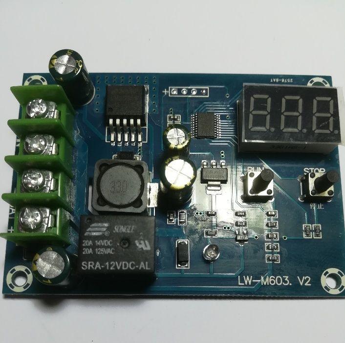Modul control incarcare 12-24V baterie litiu