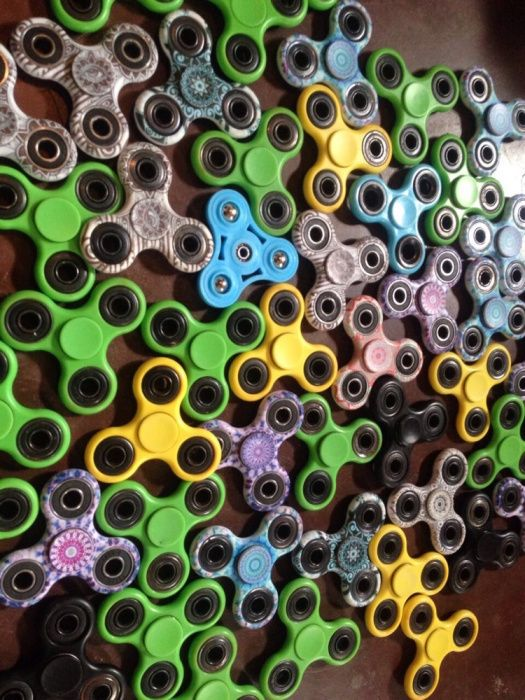 Spinner normais selados