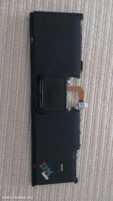 Lenovo IBM Thinkpad T42 palmrest + touchpad + fingerprint reader