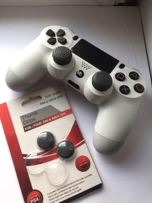 Оригинальные накладки на стики джойстиков / геймпадов PS4,PS3/2,X-BOX