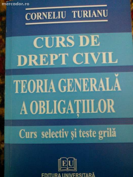 curs de drept civil
