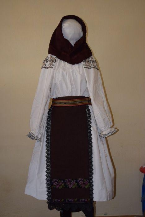 Vand costum popular vechi zona Nasaudului.