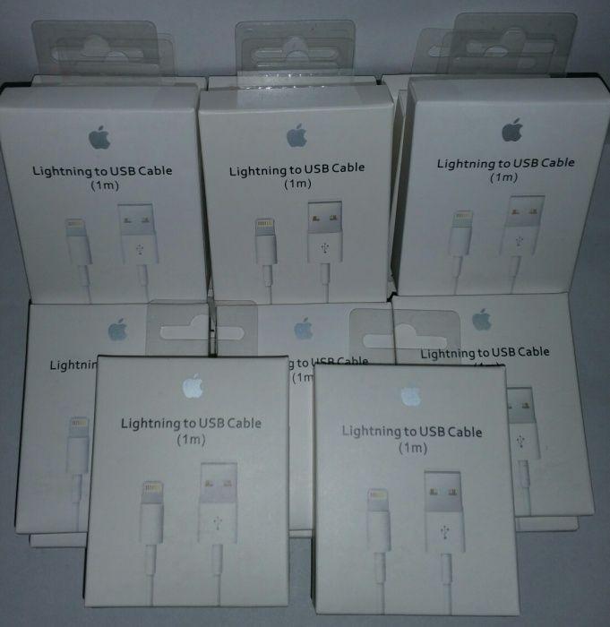 Cablu date lightning original Apple iPad,iPhone 5,SE,6,7,8,X 1metru