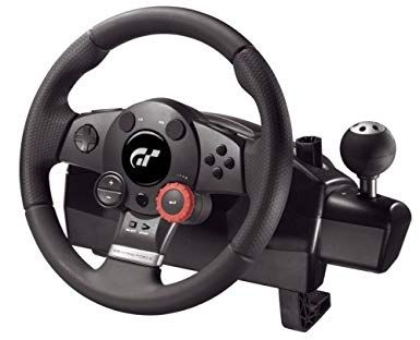 volante para pc e play station LOGITECH GFORCE