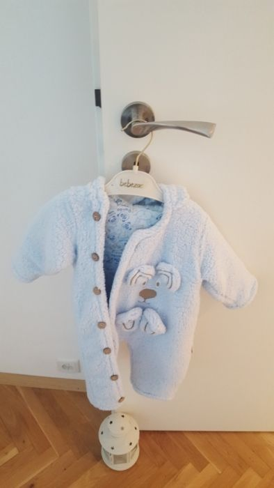 Ескимосче за бебе
