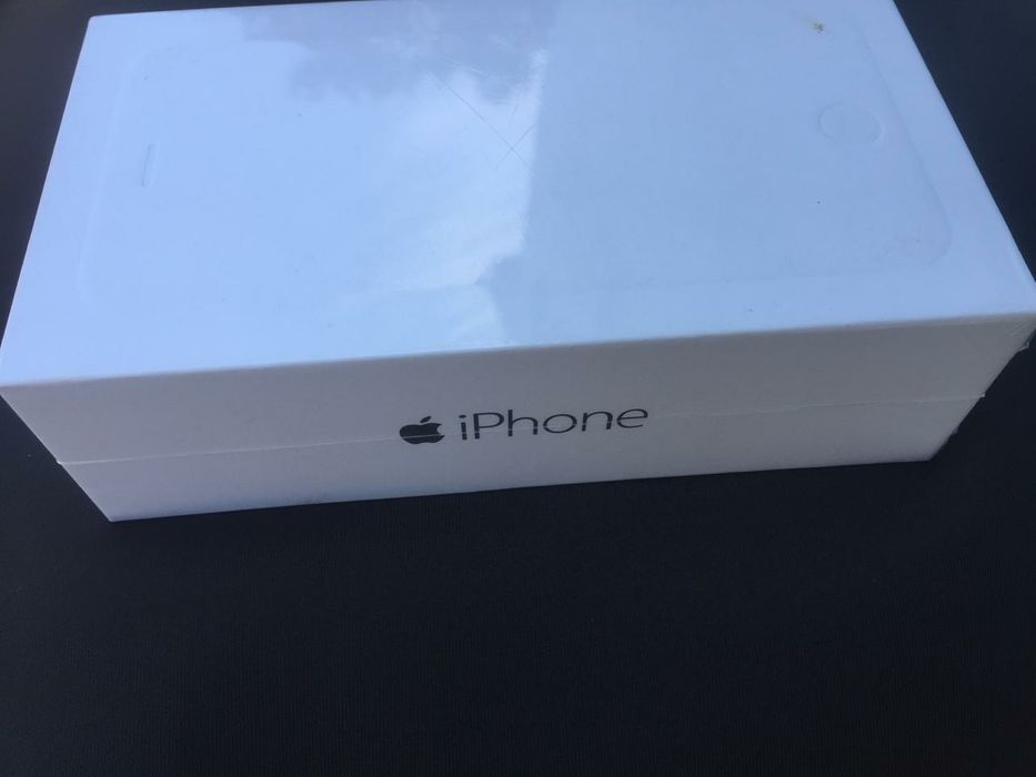 Iphone 6 64GB novo selado