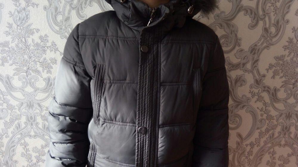 Продам зимнюю, удлиненную куртку