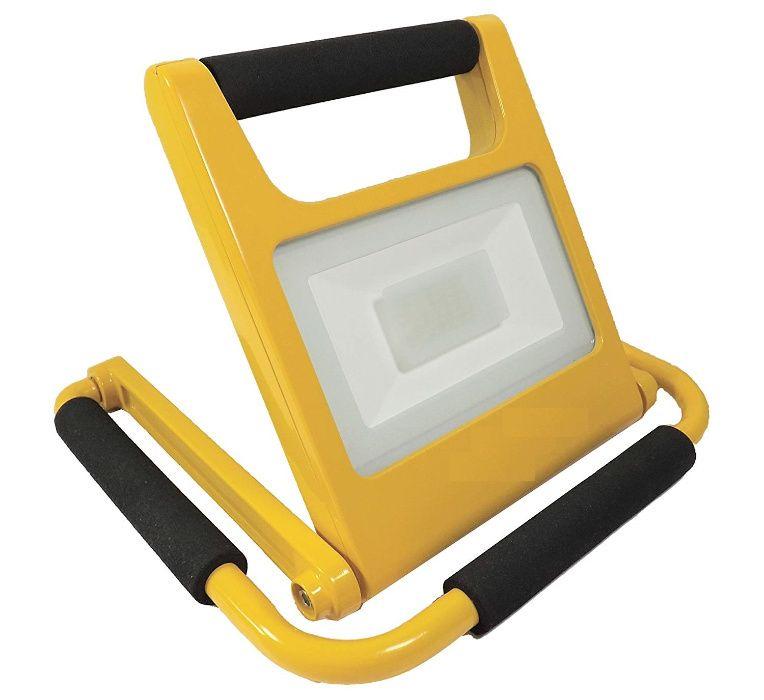 Lampa LED de lucru reincarcabila/portabila