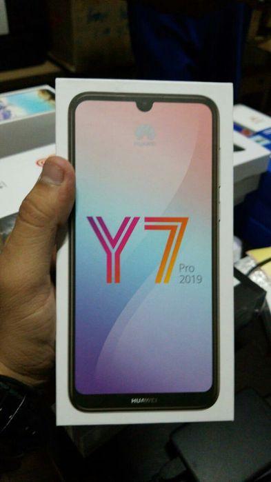 Huawei Y7 2019 novo selado na caixa 32 gb