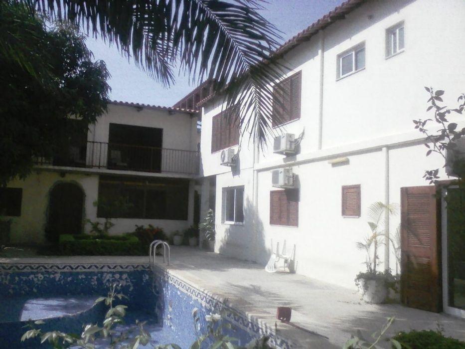 myhouseangola.com Arrenda Moradia T5+ Anexo com piscina-Nova Vida