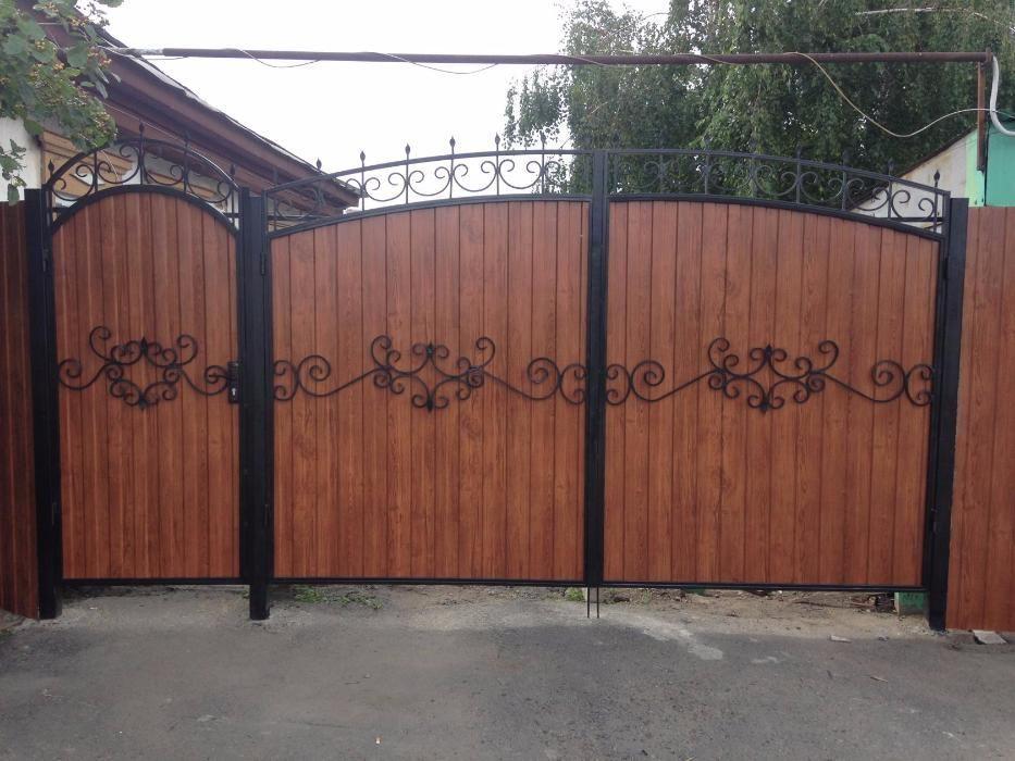 Изготовление металлических конструкций: двери, козырьки, решетки и т.д