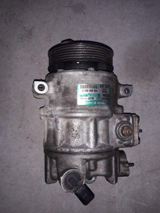 1K0820803S Compresor AC 2.0 TDI VW Passat B6