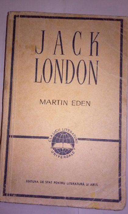 Jack London - Martin Eden, editia 1959