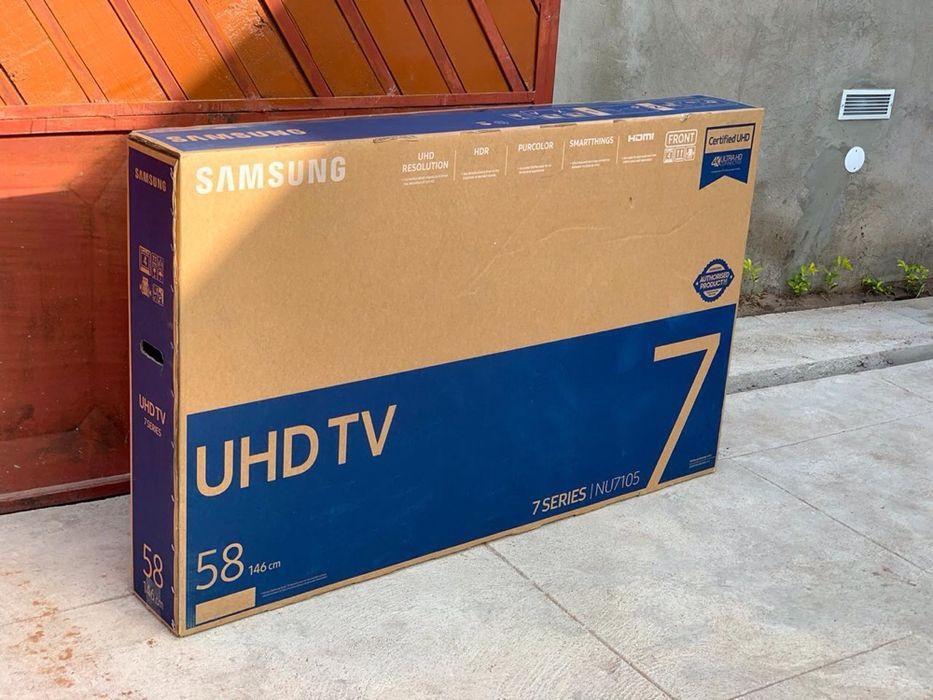 """58"""" UHD 4K Smart TV NU7105 Series 7"""