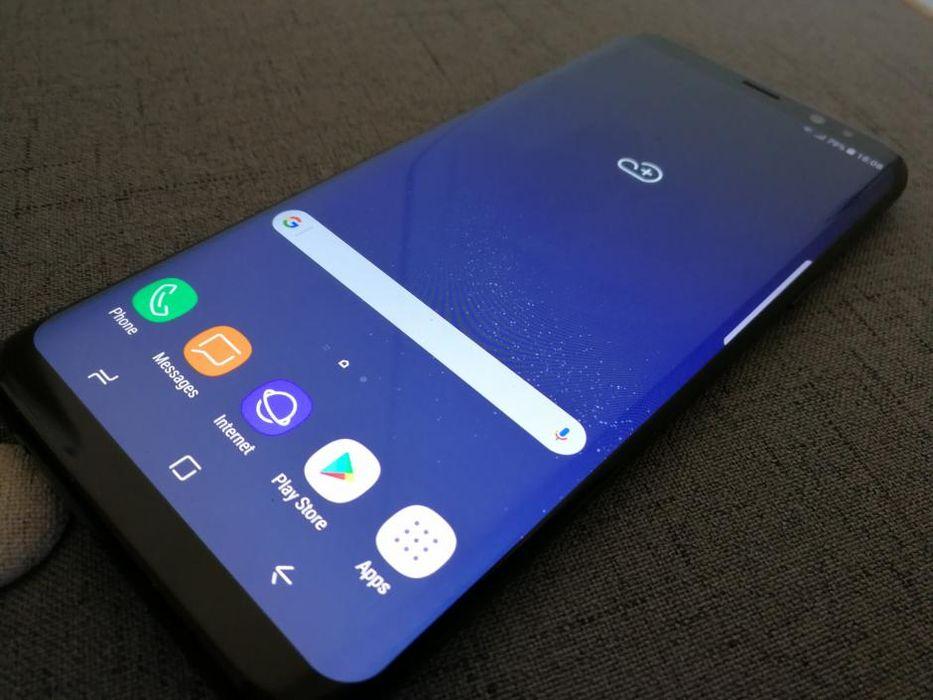 Samsung S8 Plus/novo