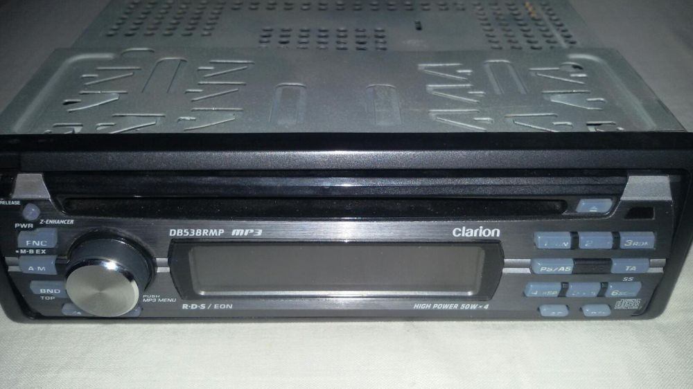 Clarion Player Mp3