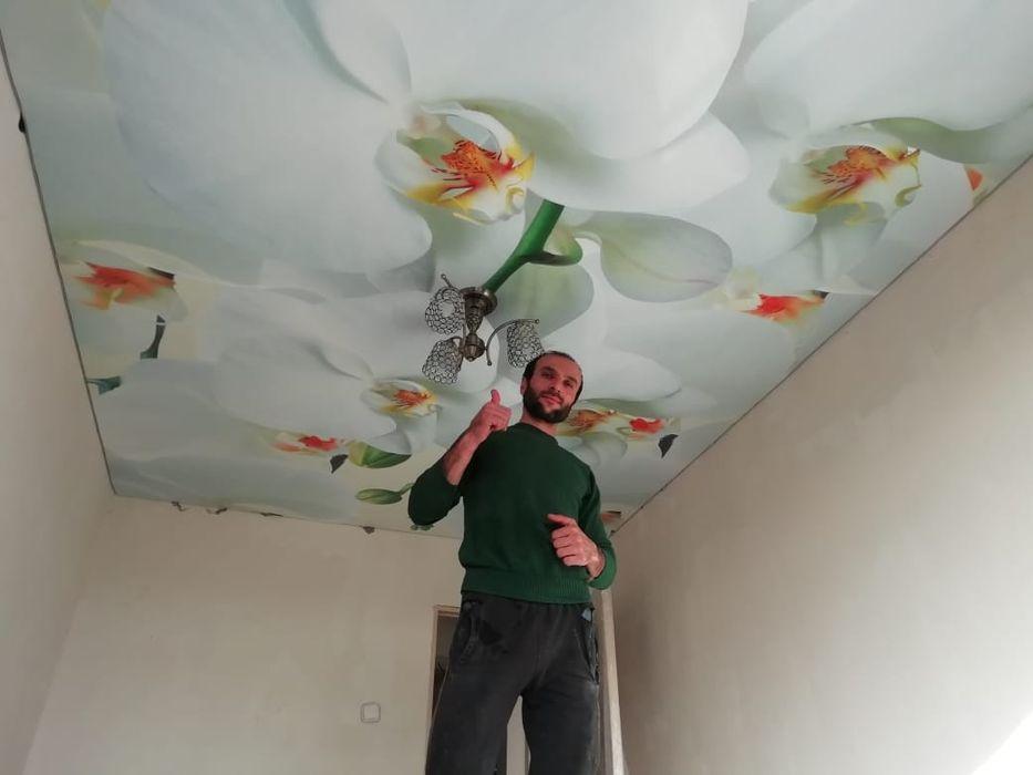 Натяжные потолки-Тартпалы төбелер