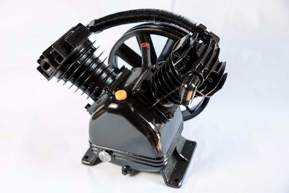 Pompa Compresor/Cap Compresor 600L/MIN aer refulat Timisoara - imagine 1
