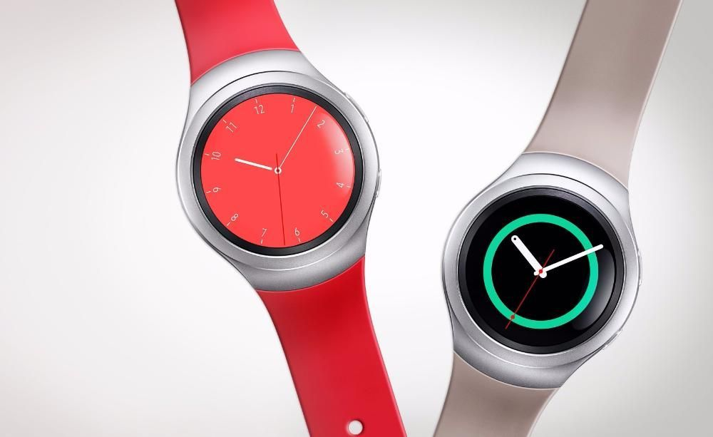 Curea originala Basic Color Samsung Gear S2 Sport