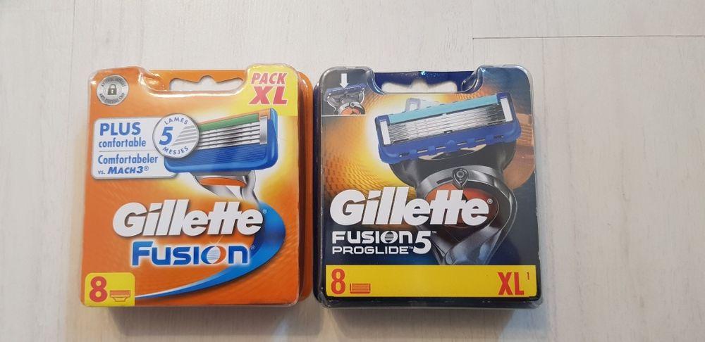 Gillette Fusion Proglide si Gillette Fusion 8 buc