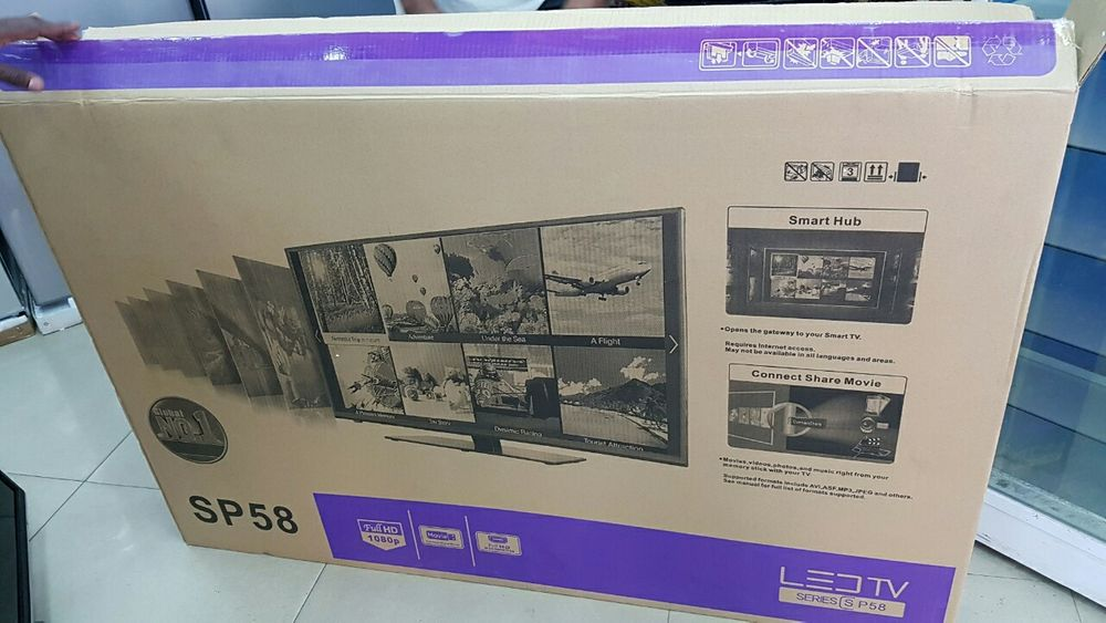 Samsung TV SP 58 LED