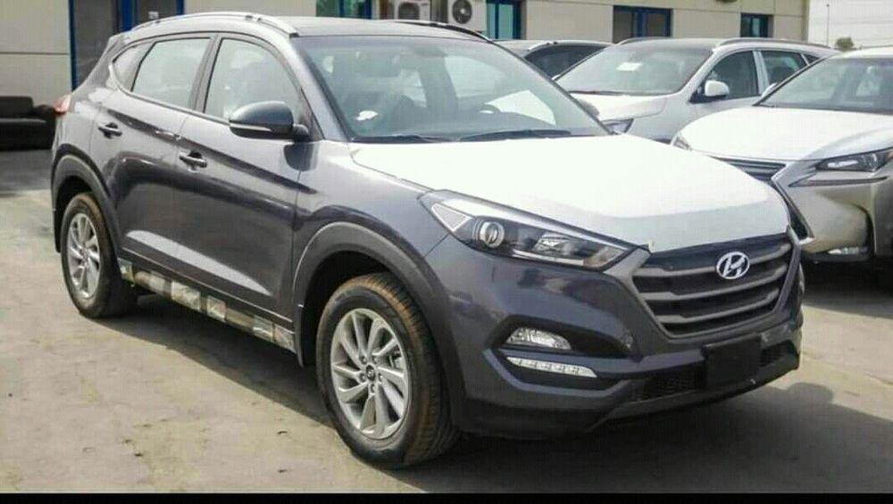 Hyundai Tucson novo modelo