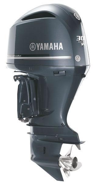 Motor para barco Yamaha 300 Hp V6 Novo