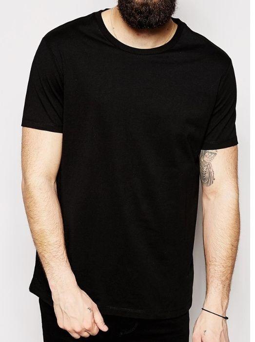 T-shirt preta base