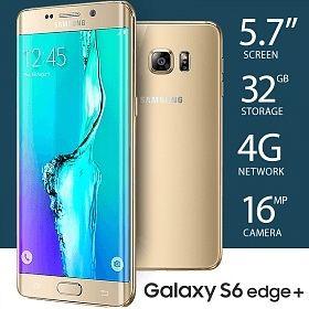 Samsung Galaxy s6 edge Plus 32Gb na caixa selado.