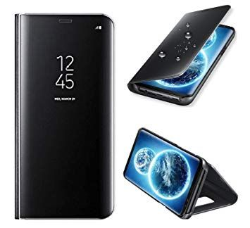 Husa Flip Agenda Clear View SAMSUNG Galaxy S8, S8 plus, S9 +