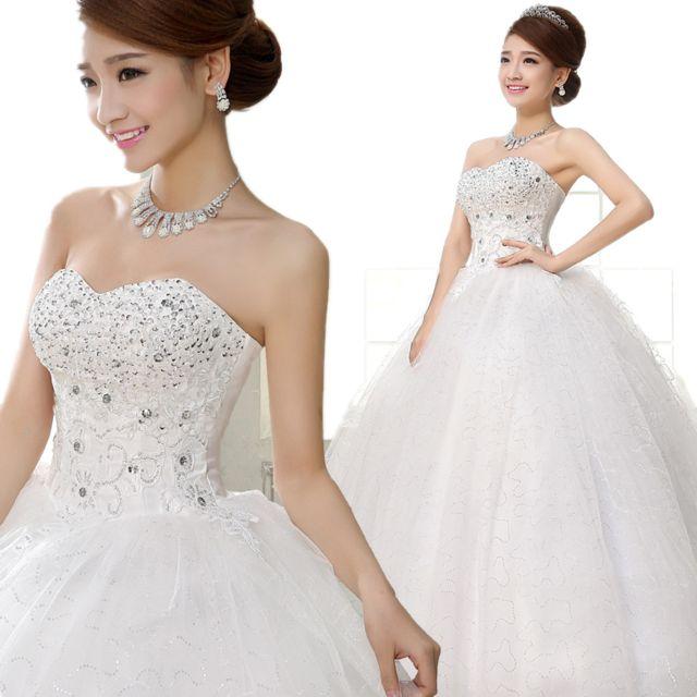 Vestido de noiva novo super barato