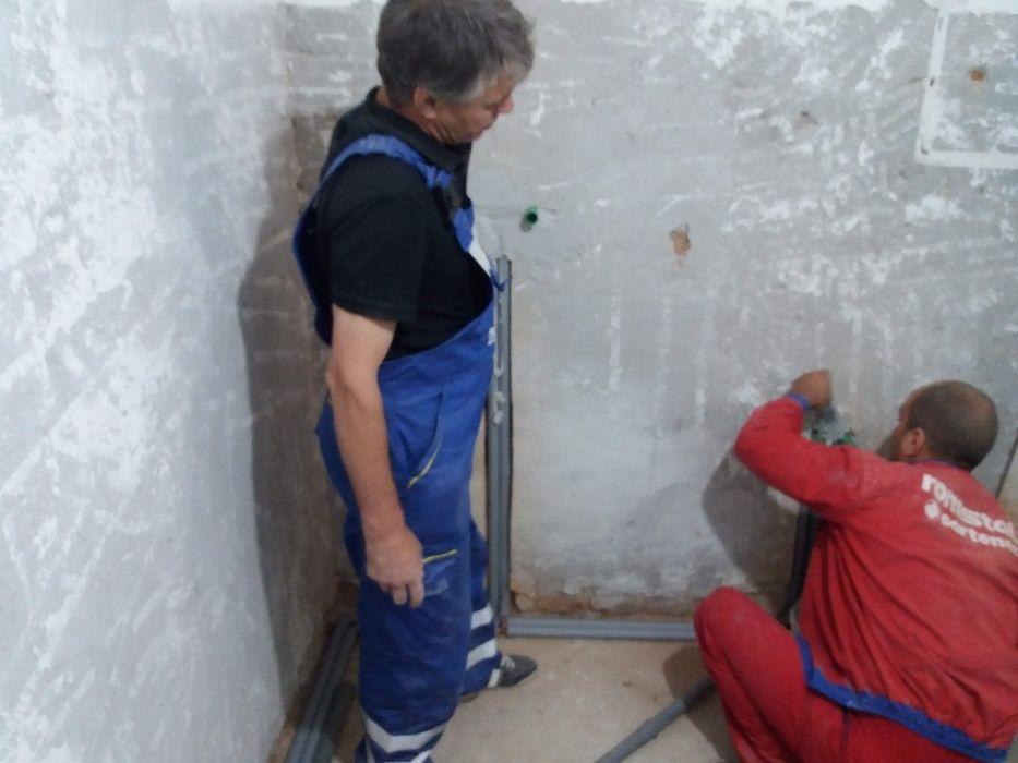Instalator sanitar Bucuresti urgent sector 1, 2, 3, 4, 5, 6 Ilfov