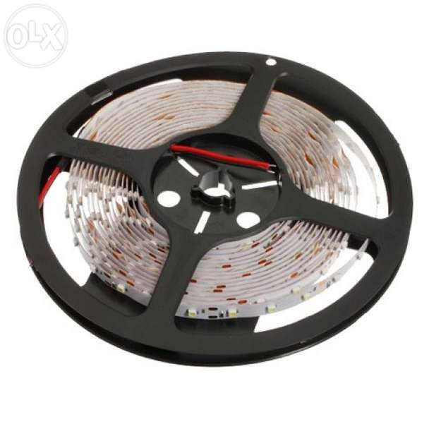 Banda Led , 3528 , IP20 , ALB CALD
