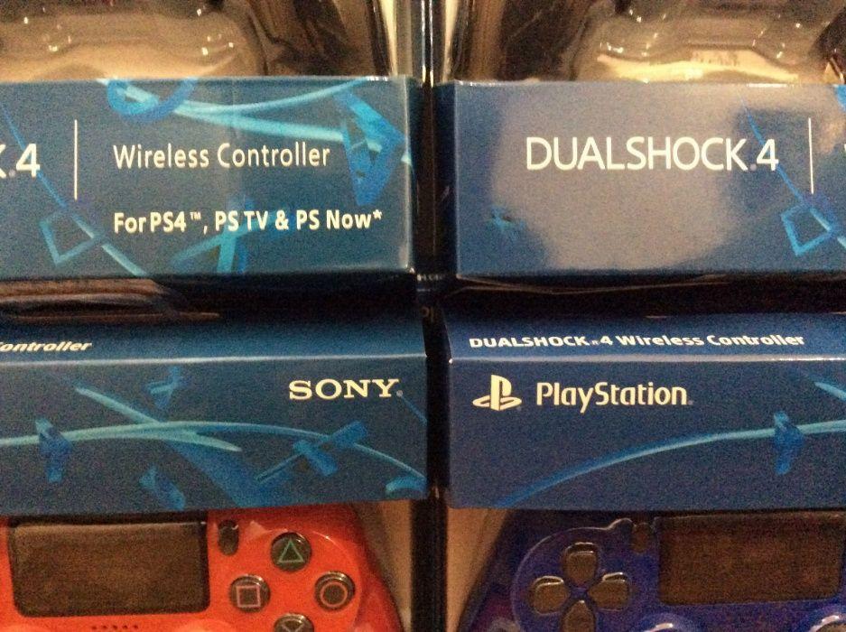 Джостик PS4 Dualshock 4 V2 Алматы - изображение 3