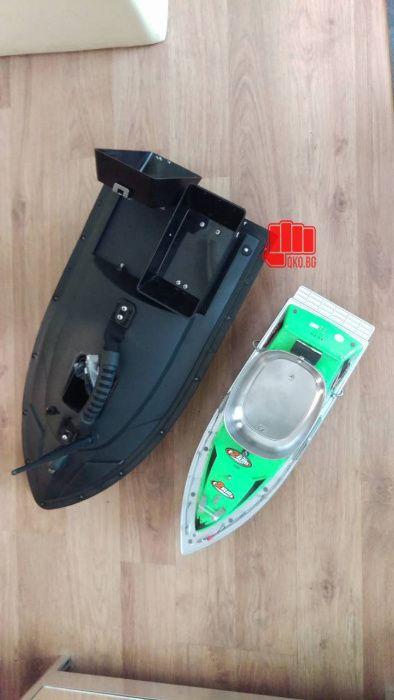 Нова Рибарска лодка за захранка И СТРЪВ радио управляема