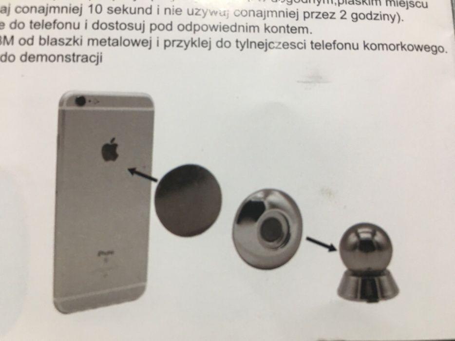 Suport cu magnet pentru telefon
