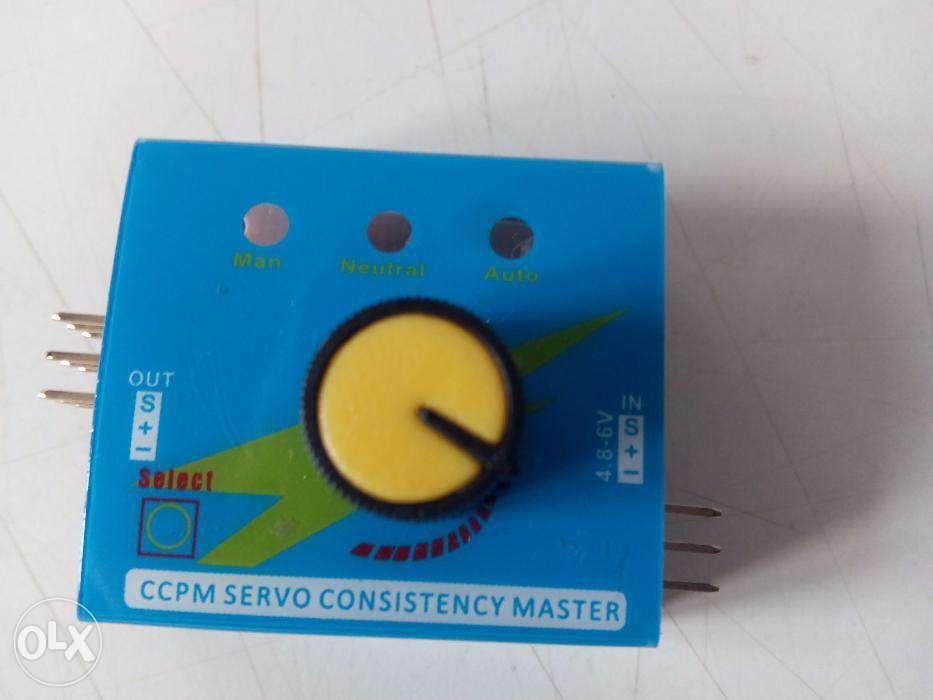 Servo Tester ESC Consistency Tester
