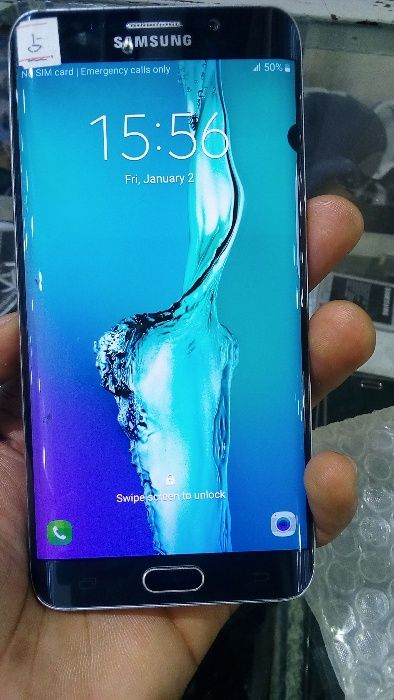 Samsung S6 edge+ 32GB Novo Out Box
