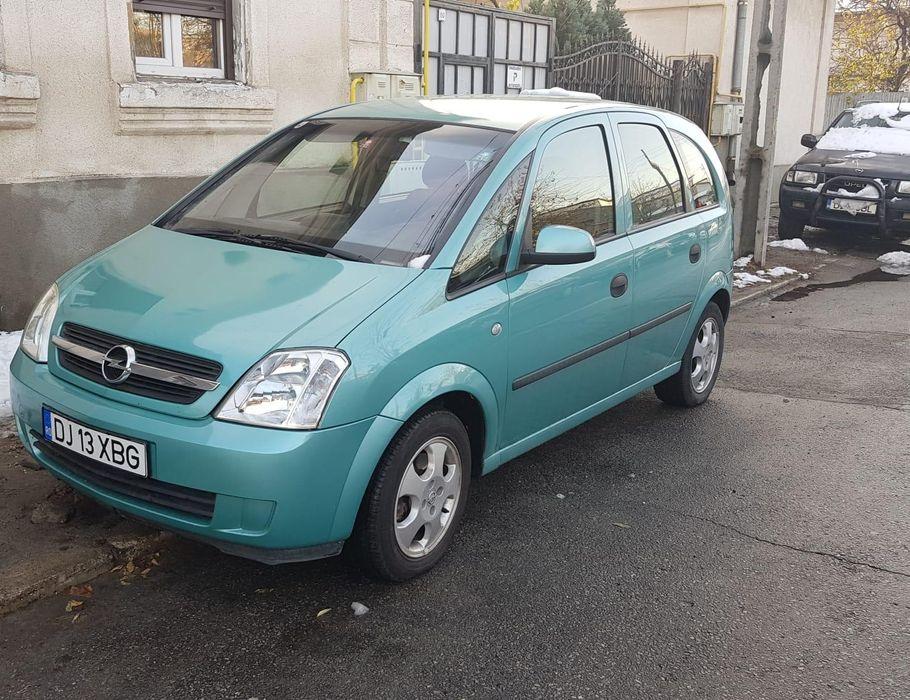 Opel Meriva 1.7 DTI
