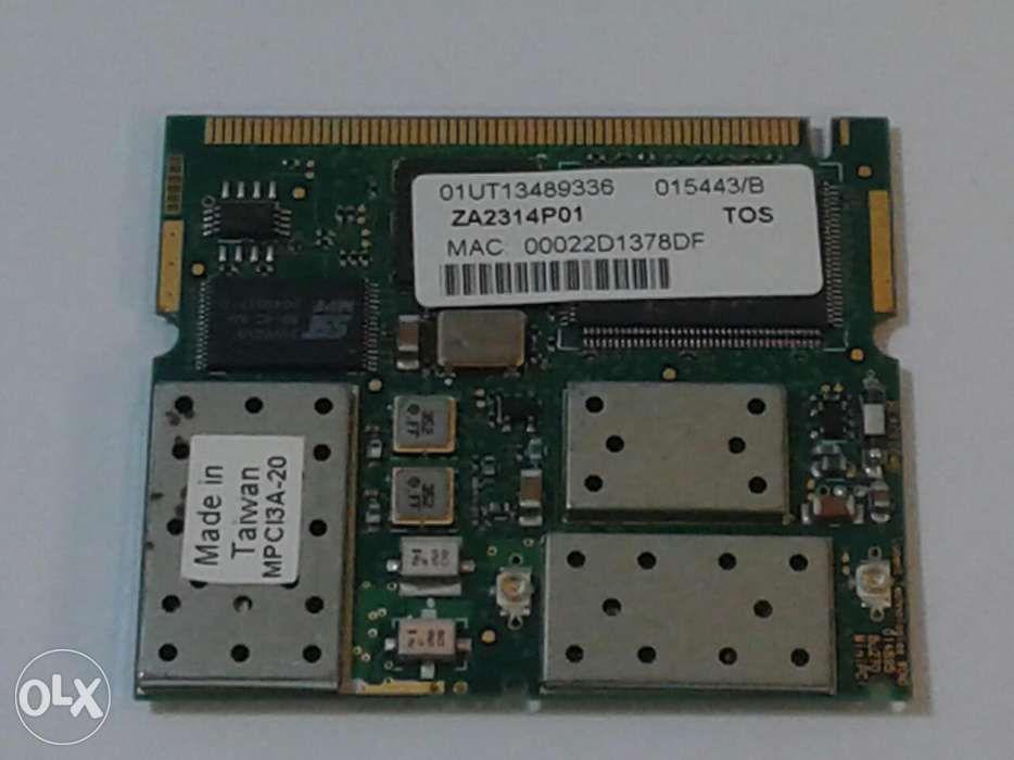 Placa retea wireless B ZA2314P01