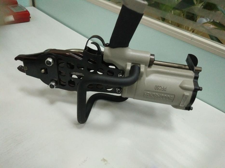 Пневматичен пистолет за С скоби и Габиони АС50